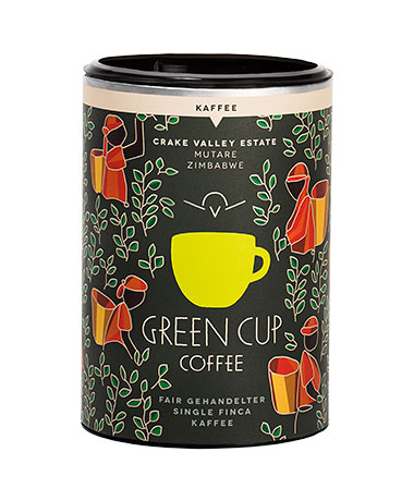 kaffee f r die french press stempelkanne green cup coffee. Black Bedroom Furniture Sets. Home Design Ideas