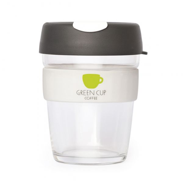 GREEN CUP COFFEE KEEPCUP Glas